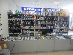Магазин автозапчастей «Алекко» — Санкт-Петербург, Кременчугская